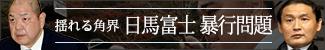日馬富士暴行問題