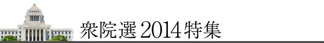 衆院選2014