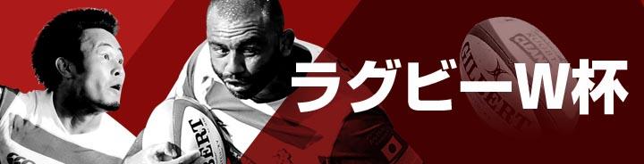 ラグビーW杯 日本大会