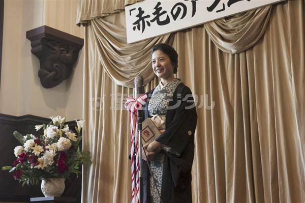 NHK朝ドラ「花子とアン」期間平均21・6% 関西は「ごちそうさん ...