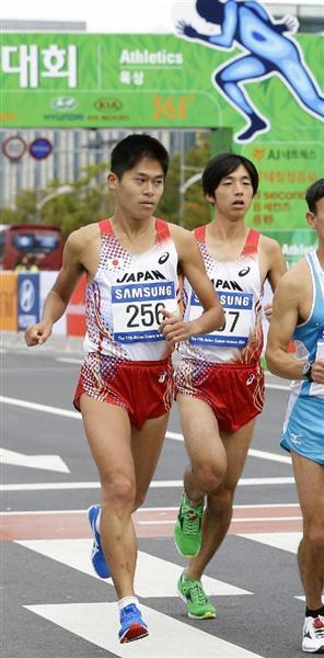 【アジア大会】松村「銀」 川内「銅」 猫ひろしは完走選手中 ...