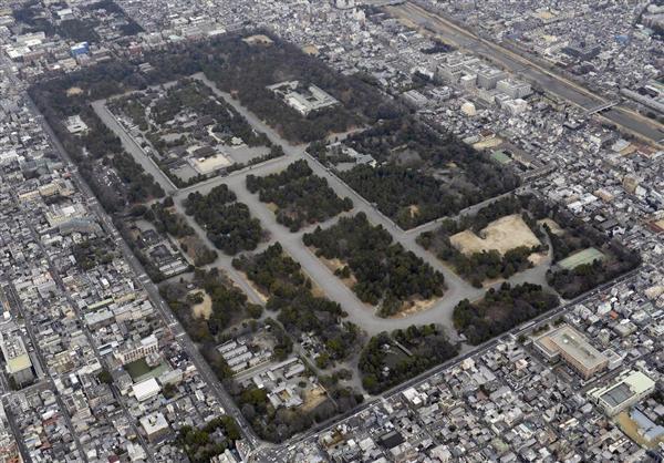平安神宮放火事件