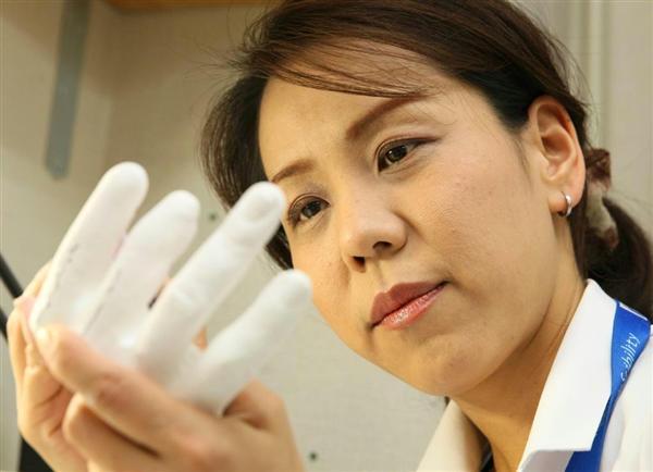 「福島有佳子 粘土 補綴」の画像検索結果