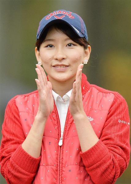 【画像】期待の美人ゴルファー「松森彩夏(20)」 [転載禁止]©2ch.net [208924962]->画像>13枚