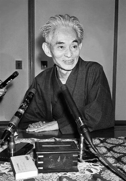 三島 由紀夫 川端 康成 ノーベル 賞