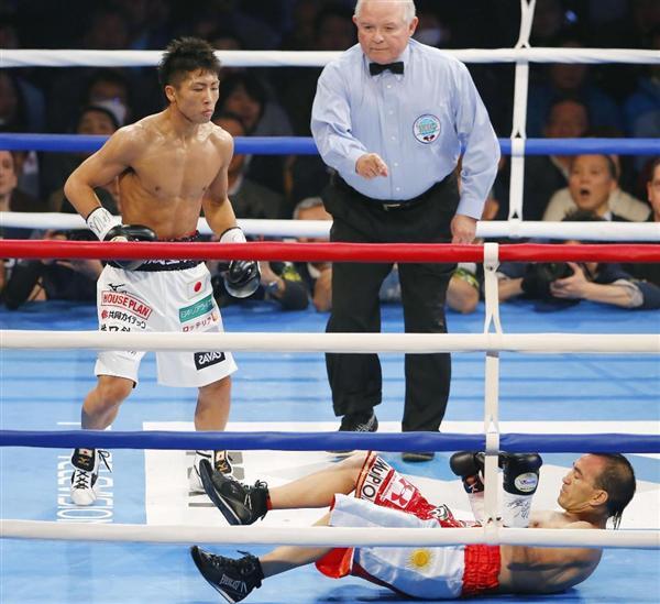 ボクシング】世界戦8つの年末、...