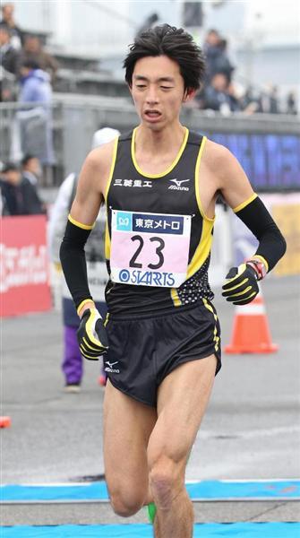 【東京マラソン】松村まさかの25位 世界切符は絶望的 ...