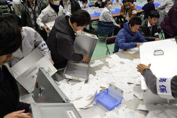 【関西の議論】衆院選「次世代票1500票、なぜか共産票に」の原因は…当落入れ替え、二重カウントと大失態が続く京都市選管の正念場