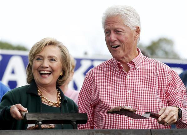 「ヒラリー ビル クリントン」の画像検索結果
