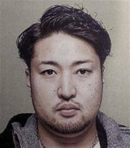 詐欺容疑で公開手配された嶋村光洋容疑者(警視庁提供)
