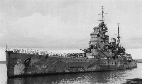 【歴史事件簿】マレー沖海戦(上) 英「プリンス・オブ・ウェールズ」が出撃 迎え撃つ日本軍は偵察誤