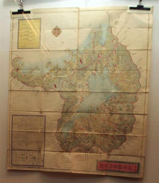 県 地図 滋賀