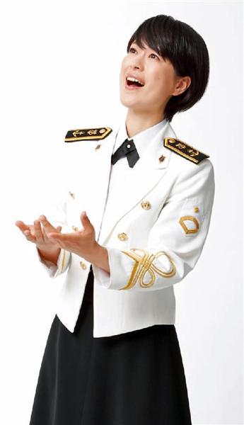 自衛隊 歌姫 海上