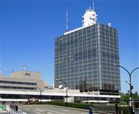 NHK放送センター、現在地で建て...