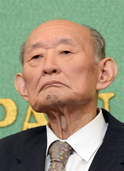 安保法制】藤井裕久氏の反対声明...