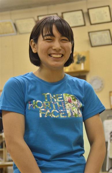 「野崎舞夏星 世界ジュニア選手権」の画像検索結果