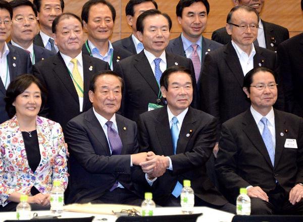 世界遺産登録】日韓・韓日議連合同総会 「強制労働」問題で応酬、声明 ...
