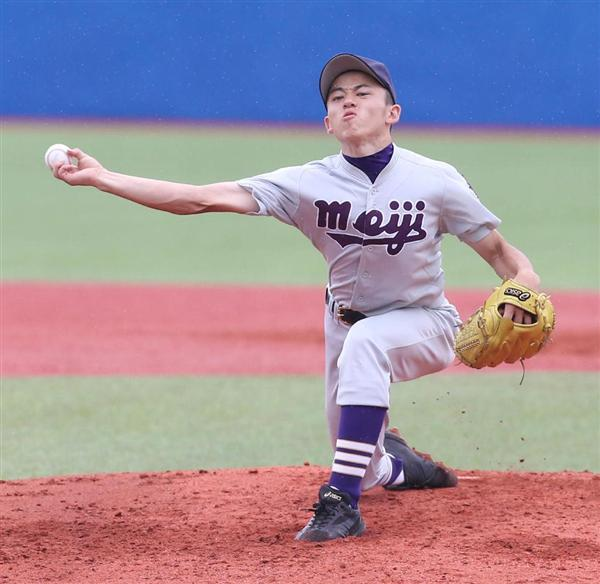 東 邦 12―2 広 陵・高校野球 :日本経済新聞