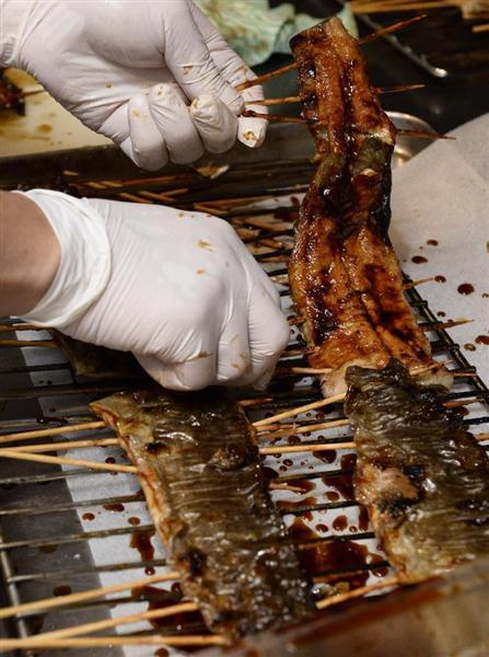 ウナギ味のナマズ重いける!…近大、土用の丑の日に試食販売会 大阪