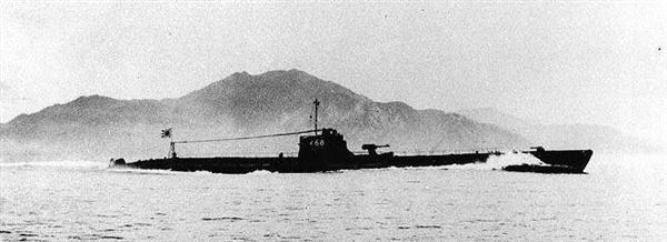 ヨークタウンにとどめを刺した伊168潜水艦