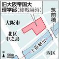 大阪帝国大理学部