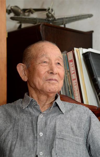海軍のエースパイロットといわれた、本田稔元海軍少尉(92)。精鋭部隊である第343海軍航空隊に所属し、本土防衛の任務についた。広島の原爆投下に上空で遭遇、唯一空から原爆を見た日本人と言われる。長崎では被爆者の救護も行った