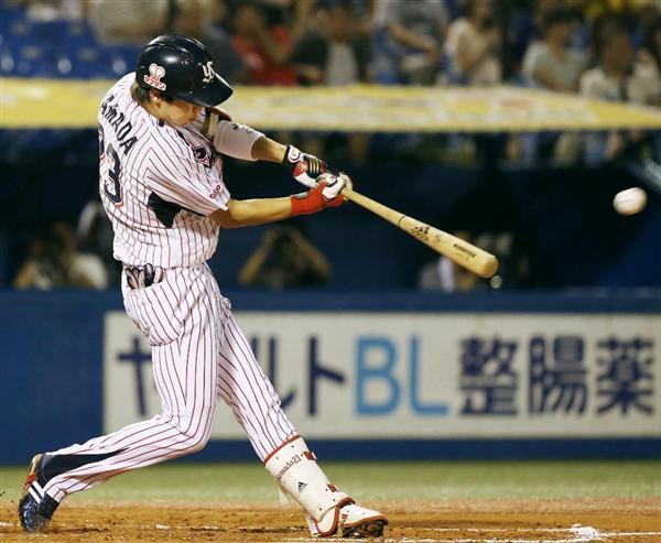 プロ野球】ヤクルト・山田、プロ...