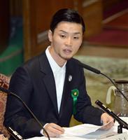 安保法案】SEALDsの奥田愛基氏が...