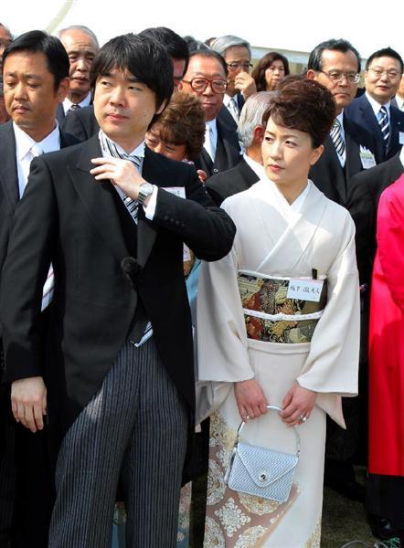 吉村知事 嫁