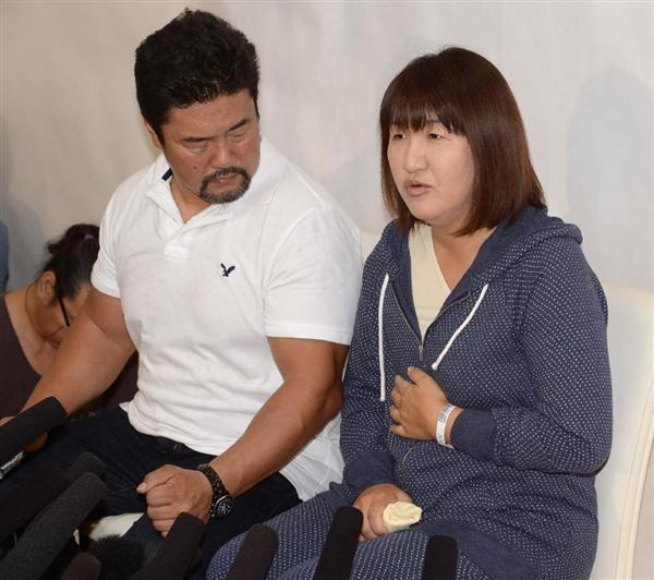 乳がん手術の北斗晶さん一時退院...