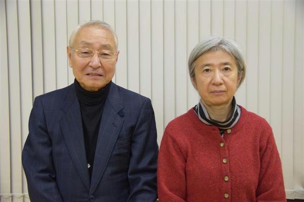 ロミオとジュリエットを演じる野村四郎(左)と鵜澤久 前の写真へ 次の写真へ 記事に戻る ロミオと
