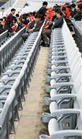 【スポーツ異聞】建造費290億円 韓国初のドーム球場が国民に総スカン 31列ロングシー…
