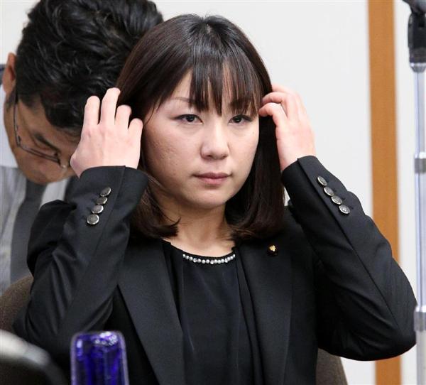 """美しすぎる堺市議""""「刑事告訴の..."""