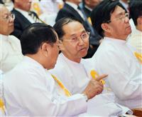 ミャンマー軍、副大統領に強硬派...
