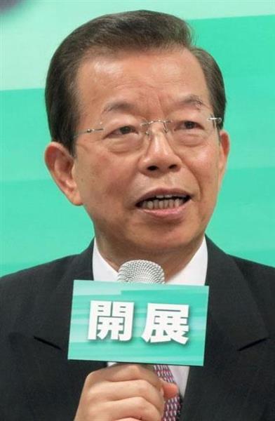 台湾の次期駐日代表に知日家、謝...