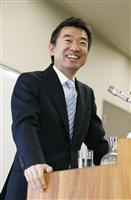 前大阪市長の橋下徹氏。23日のテレビ番組で、政界復帰を完全否定した