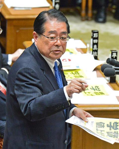 民進・岡田代表は、別れても好き...