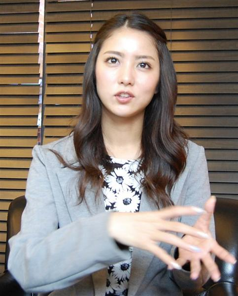 石川恋さんのポートレート