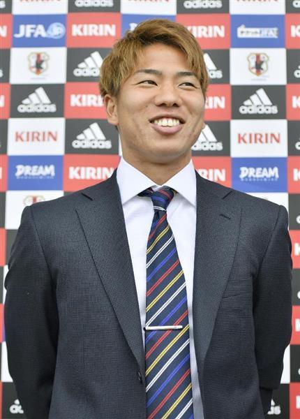 サッカー日本代表】24歳・小林祐...