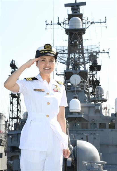 国防と家庭の両立「作戦」 海上...