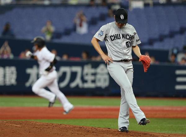 プロ野球】オ2-1中 松葉が2勝目 - 産経ニュース