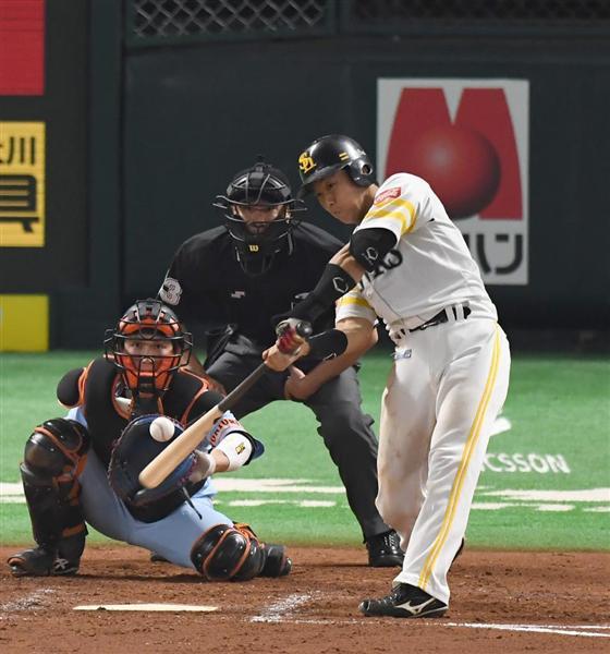 【プロ野球】ソ2-巨1 ソフトバンクが4連勝 巨人・菅野は8回2 ...