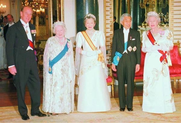 世界勲章物語】ガーター勲章 陛下も一員、現存最古の騎士団 関東学院大 ...