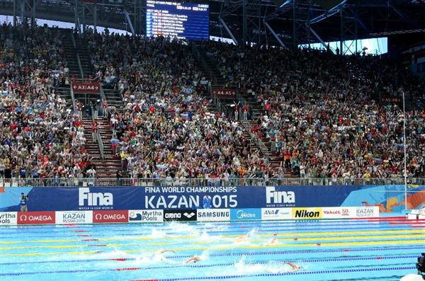 スポーツ異聞】ついに国際水泳連...