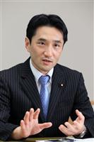 藤野保史・共産党政策委員長(古厩正樹撮影)