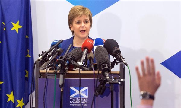 英EU離脱】スコットランド首相、...