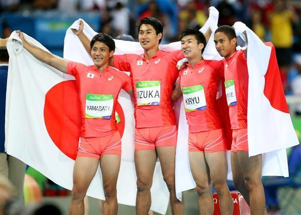 【五輪陸上】「日本は超人的に勇敢だった」「日本が上だった ...