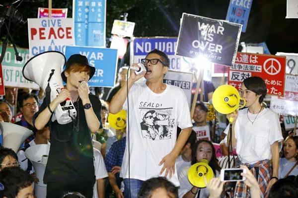 【iRONNA発】まさに不勉強の産物! SEALDsは「貧困プロパガンダ」で自滅した 田中秀臣(上武大学ビジネス情報学部教授)