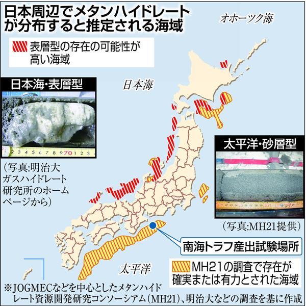 prm1609030031 p1 - 【資源】熊野海盆で微生物が作るメタンハイドレートを発見 海洋研究開発機構(JAMSTEC)[06/14]