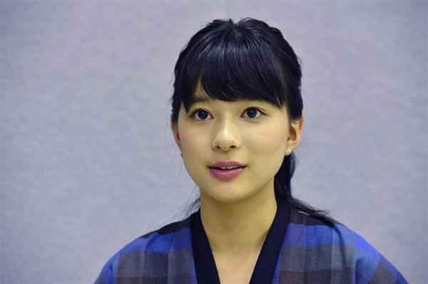 2016.10.3 0100 更新 【TVクリップ】芳根京子19歳が朝ドラのヒロインになって「これが母性ってやつか」  亡き祖母が引き寄せてくれた役とは\u2026